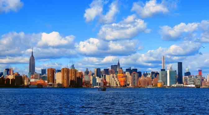 ¿Dónde están las mejores vistas panorámicas de New York?