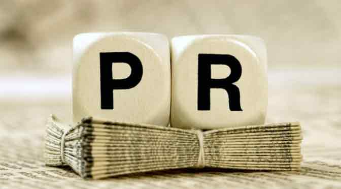 Un sumario «runrún» para imitar en las relaciones públicas