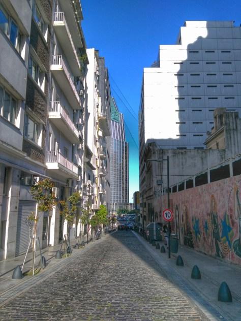 Calle Ricardo Rojas