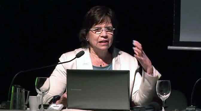 Mujeres y periodistas: Dafne Sabanes Plou