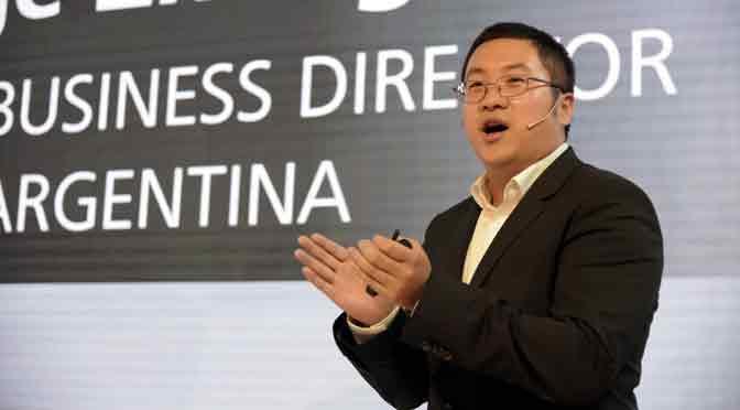 Huawei crece en América latina donde vendió 12 millones de teléfonos móviles «inteligentes»