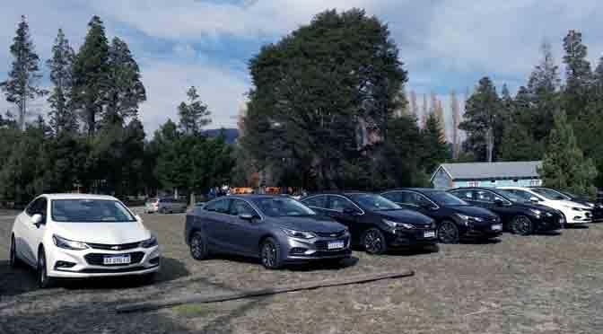 Chevrolet lanza primer automóvil «conectado» del mercado argentino