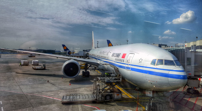 Aeropuerto de Frankfurt, un nodo del planeta