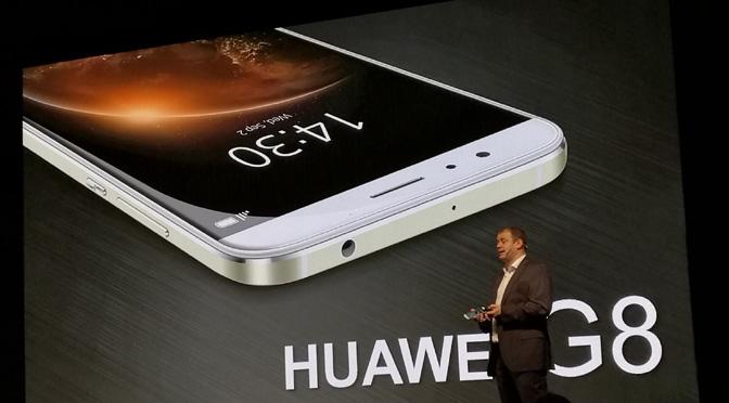 Huawei renueva su oferta de teléfonos móviles en la Argentina