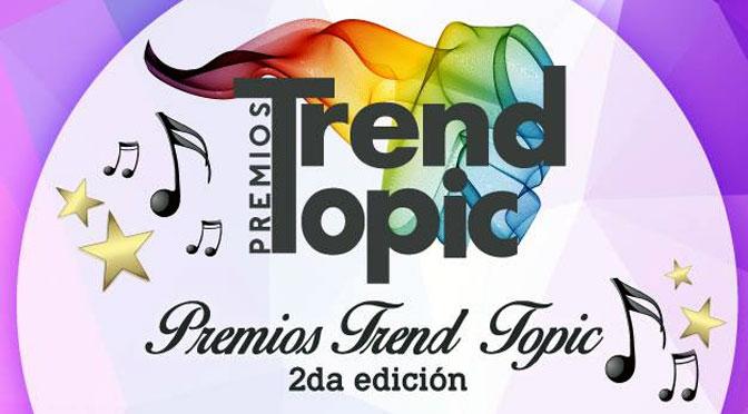 La inscripción para los premios Trend Topic a radios en línea cerrará el 21 de agosto
