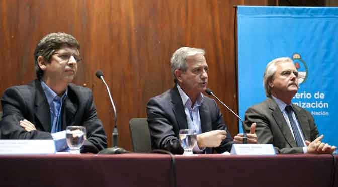 El Gobierno nacional presentó un grupo de trabajo multisectorial sobre Internet