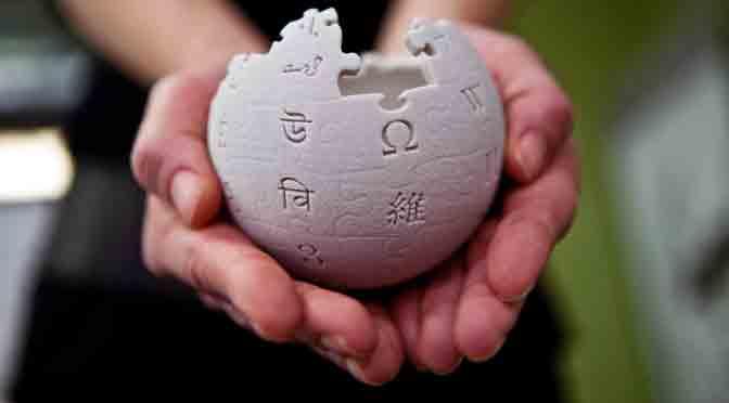 Lanzan una campaña para integrar la Wikipedia en la escuela