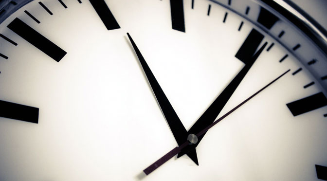 Una isla noruega quiere liberarse de los relojes