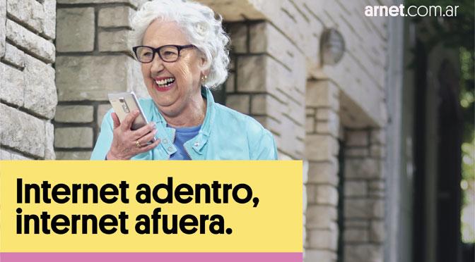 Arnet lanza una oferta que integra Internet en el hogar y en el teléfono móvil de Personal