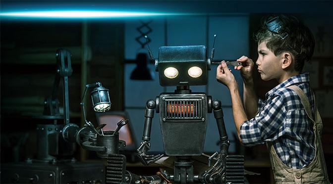 Verano en la Fundación Telefónica con visitas guiadas, espectáculos y experiencias de robótica