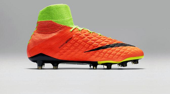 Nike Hypervenom 3: un botín para goleadores de fútbol del siglo XXI
