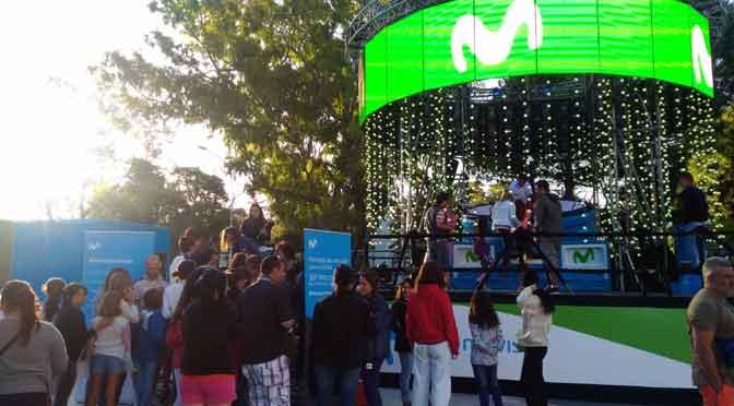 Movistar invita a sus clientes a experiencias musicales en Villa Gesell, Mar del Plata y Pinamar