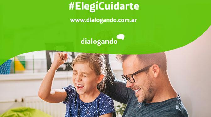 «Dialogando», iniciativa de Movistar para promover uso seguro y responsable de las TIC