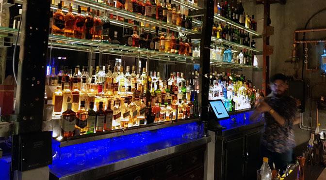 Uptown.ba, un bar subterráneo en Palermo