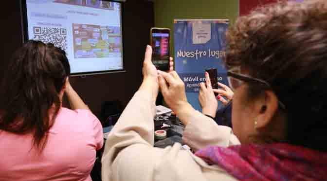 Grupo Telecom brinda talleres para docentes sobre aprendizaje digital en el aula