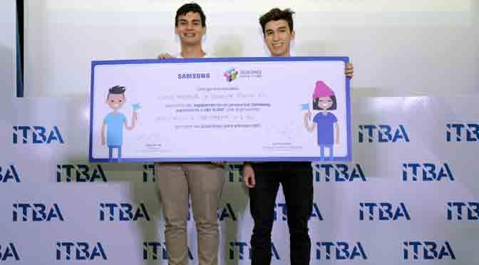 Equipo de Misiones gana concurso de innovación de Samsung para escuelas secundarias