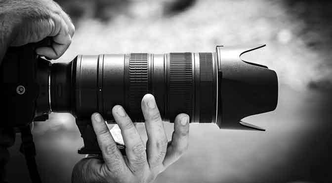 Taller de periodismo con la fotógrafa María Eugenia Cerutti