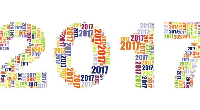 Las novedades del año viejo 2017