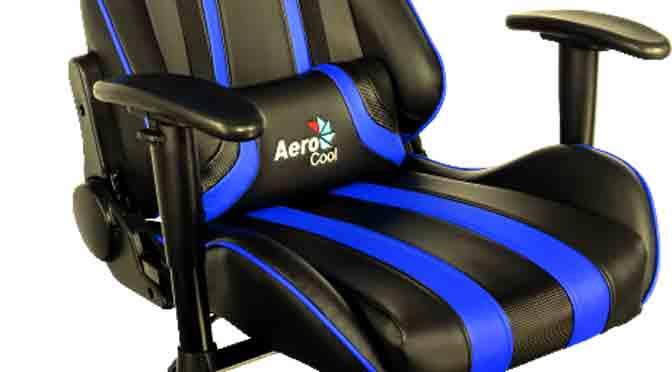 Grupo Núcleo distribuye gabinetes y sillas para «gamers» de AeroCool