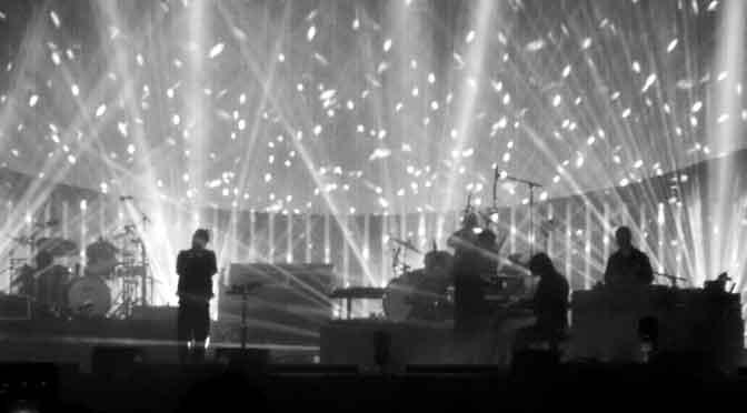 11 años después,  Radiohead vuelve a sonar en Buenos Aires