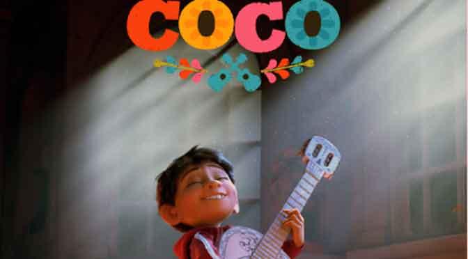 Claro Video emitirá la película Coco