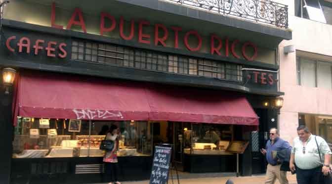 La Puerto Rico Café, Buenos Aires