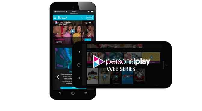 Personal anuncia su plataforma de distribución de series en la web