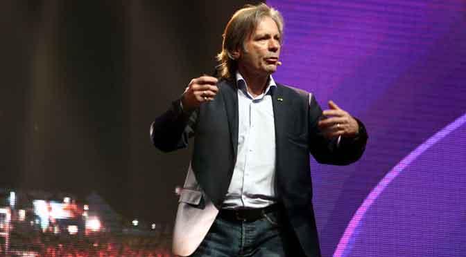 Las lecciones del líder de Iron Maiden para los emprendedores