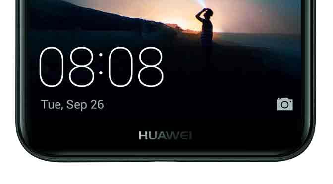 Huawei incorpora reconocimiento facial a sus P Smart y Mate 10 lite