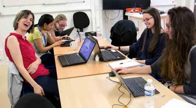 Cursos en la Fundación Telefónica sobre «big data» y habilidades digitales para jóvenes
