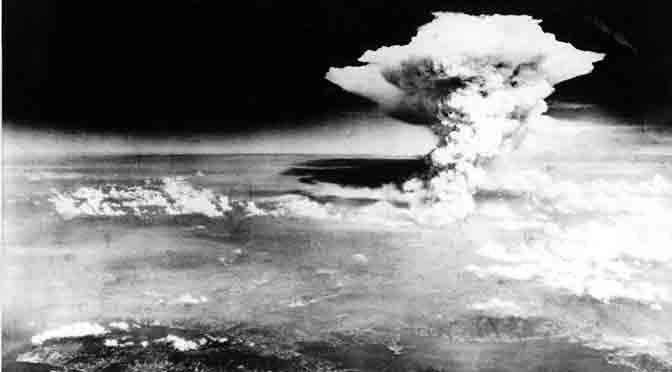 A 73 años de la bomba atómica en Hiroshima