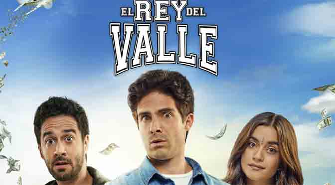 Claro Video estrena «El Rey Del Valle»