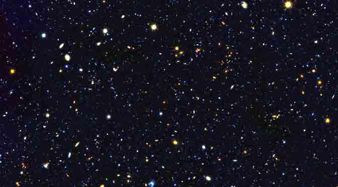 La NASA fotografía una guardería de estrellas