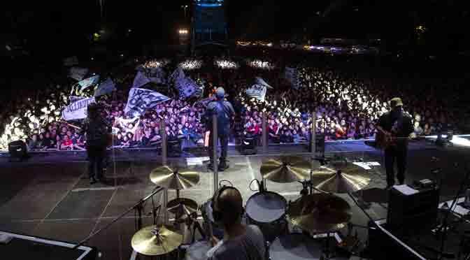 El Movistar Fri Music celebró a Sumo en Buenos Aires