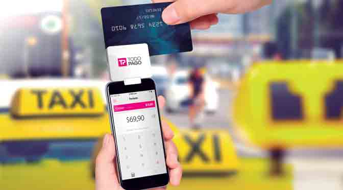 Acuerdo de Todo Pago mPOS y BA Taxi permite pagar viajes con tarjetas de débito y crédito