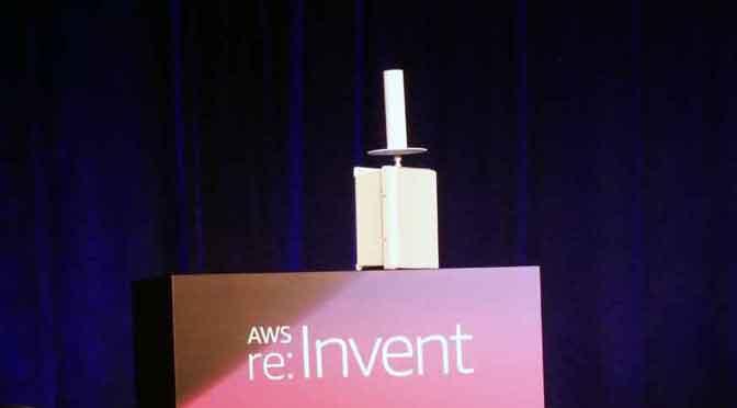 Amazon se mete en el negocio de los datos satelitales