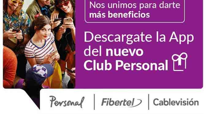 Club Personal lanza una plataforma convergente de fidelización