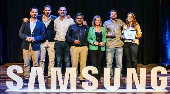 Samsung Argentina premia proyectos tecnológicos e innovadores