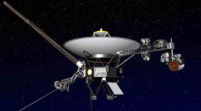 La sonda Voyager 2 ingresa al espacio interestelar