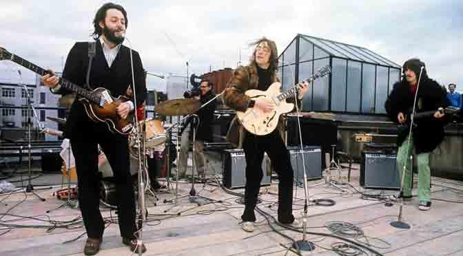 50 años del concierto de The Beatles en una azotea