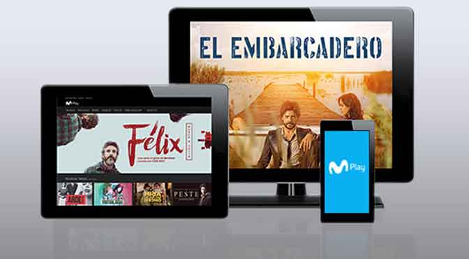 Movistar Play se suma a las aplicaciones de los Smart TV de Samsung
