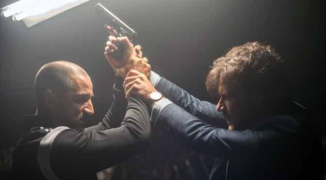 Movistar Series estrena la nueva temporada de «Gigantes»