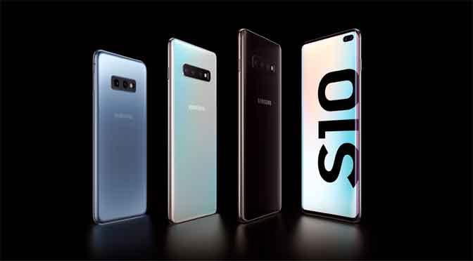 Personal lanza oferta especial de lanzamiento de Samsung Galaxy S10
