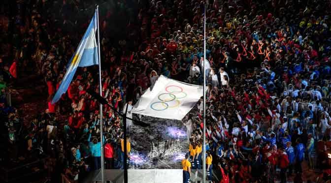 El detrás de escena de las comunicaciones de una competencia deportiva global en Buenos Aires