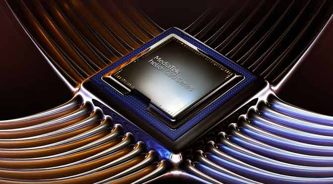 MediaTek lanza chipset para «gamers» con nueva serie Helio G90
