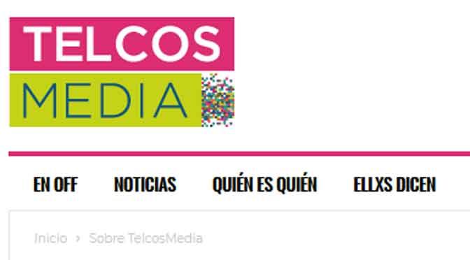 TelcosMedia, la antena de noticias y opinión de Andrea Delfino