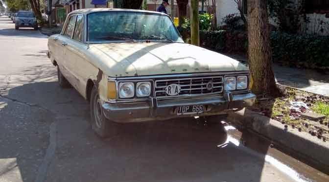 Gran Buenos Aires, «área mecánica protegida» de los automóviles viejos