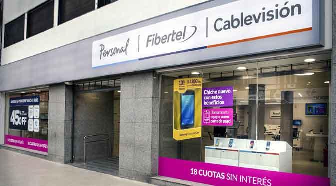 Telecom abre su nueva oficina convergente en Venado Tuerto