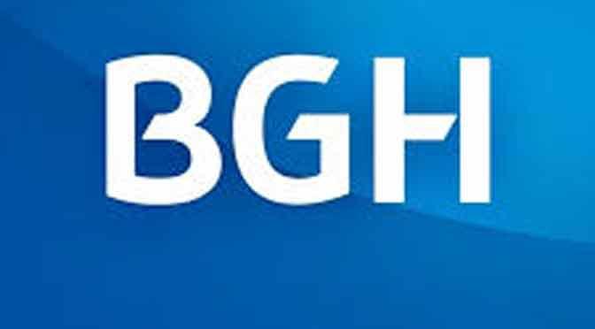 BGH, auspiciante principal de la Unity League Flow