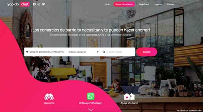 Lanzan directorio gratuito en WhatsApp para promover pymes y personas